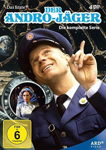 Der Andro-Jäger - Die komplette Serie (4 DVDs)