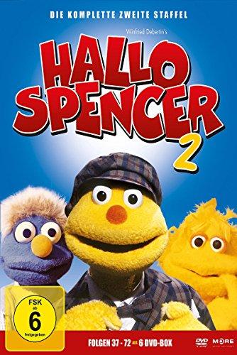 Hallo Spencer Staffel 2 (6 DVDs)