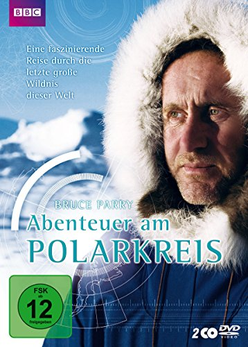 Arctic With Bruce Parry Blu-ray
