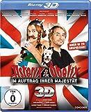 Im Auftrag Ihrer Majestät 3D (Blu-ray 3D)