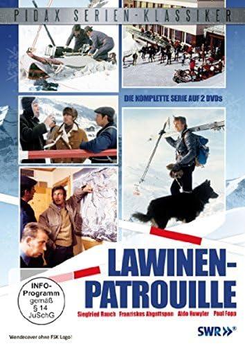 Lawinenpatrouille Die komplette Serie (2 DVDs)