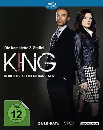 King Staffel 2 [Blu-ray]