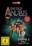 Das Haus Anubis - Staffel 2.2, Episoden 175-234 (4 DVDs)