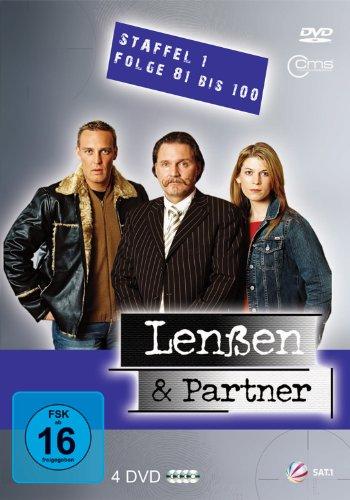 Lenßen und Partner Staffel 1, Folge 81-100 (4 DVDs)