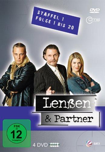 Lenßen und Partner Staffel 1, Folge  1-20 (4 DVDs)