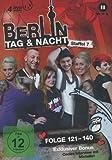 Berlin - Tag & Nacht, Vol.  7: Folgen 121-140 (4 DVDs)