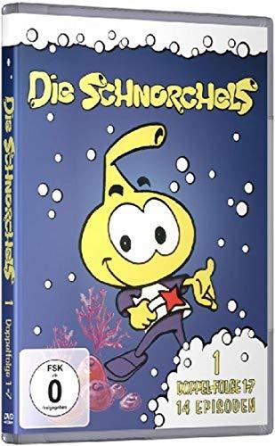 Die Schnorchels Die Schlümpfe des Meeres, Vol. 1