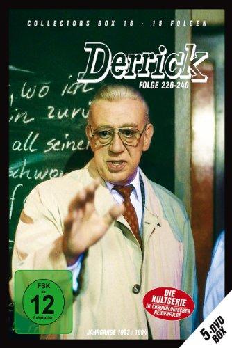 Derrick Collector's Box 16 (5 DVDs)