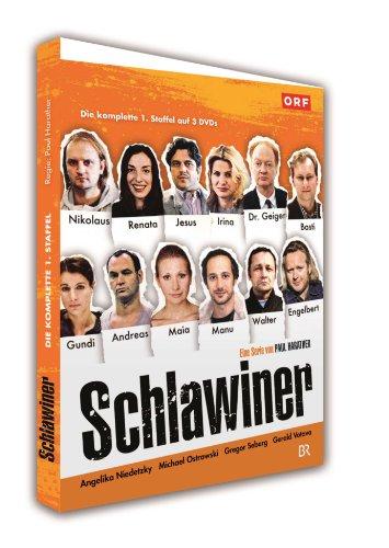 Schlawiner Staffel 1 (3 DVDs)