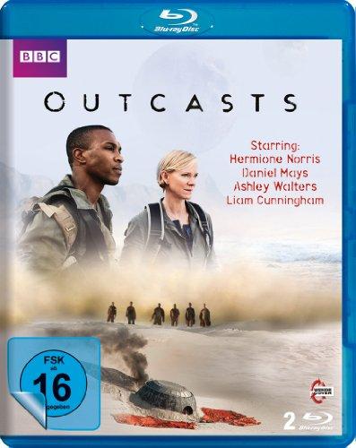 Outcasts Season 1 [Blu-ray]