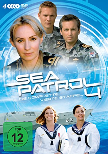 Sea Patrol Staffel 4 (4 DVDs)