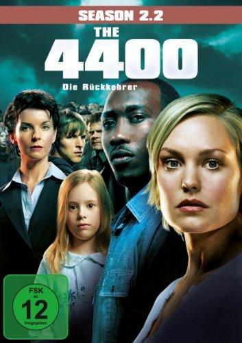 The 4400: Die Rückkehrer - Season 2.2 (2 DVDs)