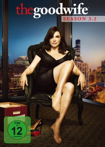 The Good Wife Staffel 3.2 (3 DVDs)
