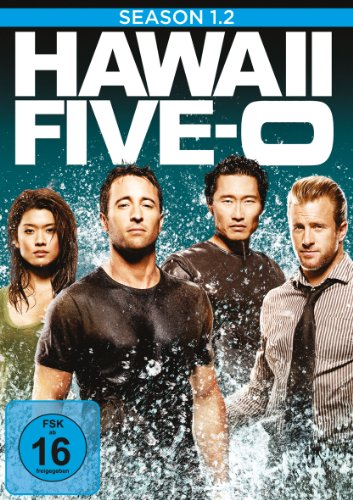 Hawaii Five-0 Season 1.2 (3 DVDs)