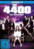 The 4400: Die Rückkehrer - Season 3.1 (2 DVDs)
