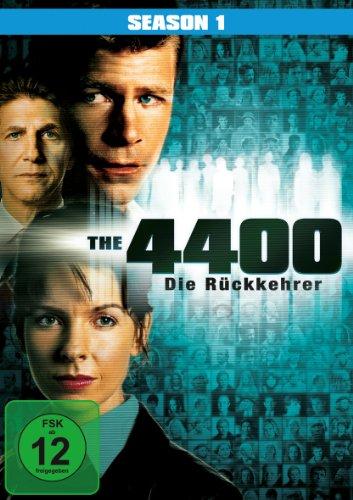The 4400: Die Rückkehrer - Season 1 (2 DVDs)