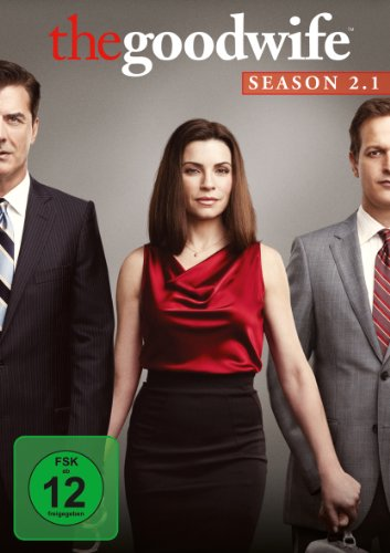 The Good Wife Staffel 2.1 (3 DVDs)