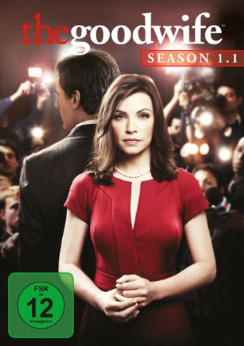 The Good Wife Staffel 1.1 (3 DVDs)