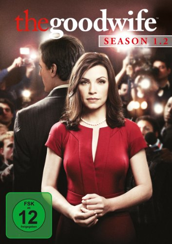 The Good Wife Staffel 1.2 (3 DVDs)
