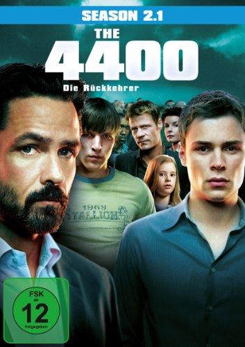The 4400: Die Rückkehrer - Staffel 2.1 (2 DVDs)