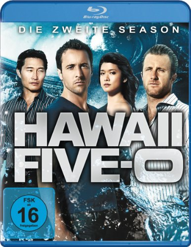 Hawaii Five-0 Season 2 [Blu-ray]