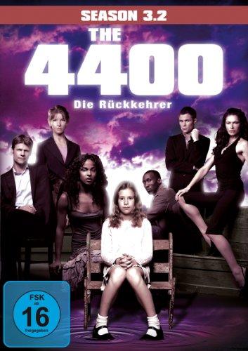 The 4400: Die Rückkehrer - Staffel 3.2 (2 DVDs)