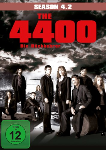 The 4400: Die Rückkehrer - Season 4.2 (2 DVDs)