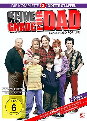 Keine Gnade für Dad (Grounded for Life) Staffel 3 (2 DVDs)