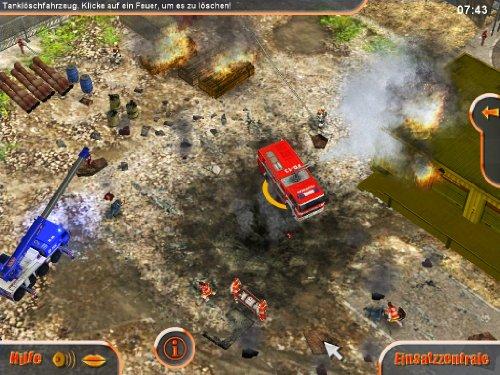 feuerwehr simulationsspiele
