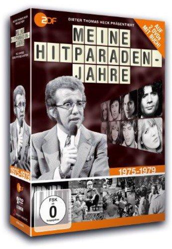 Dieter Thomas Heck - Meine Hitparadenjahre 1975-1979 (2 DVDs + Buch)