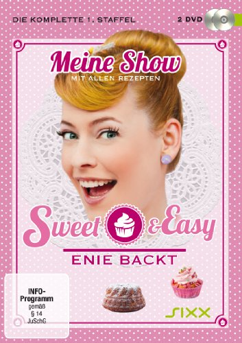 Sweet & Easy: Enie backt Staffel 1 (2 DVDs)