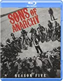 Sons Of Anarchy - Series 5 [Blu-ray]