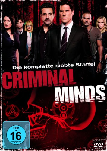Criminal Minds Staffel  7 (5 DVDs)