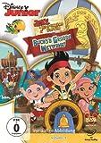 Jake und die Nimmerland Piraten, Vol. 3: Bucky's große Wettfahrt