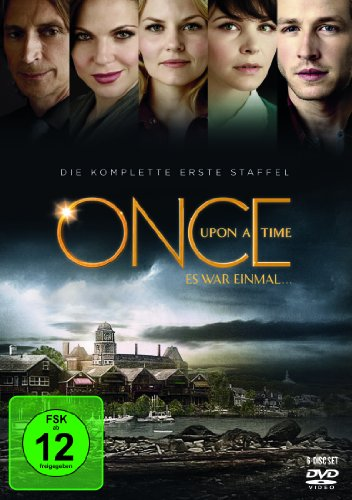 Once Upon a Time - Es war einmal... Staffel 1 (6 DVDs)