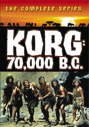 Korg: 70,000 B.C. The Complete Series (2 DVDs)