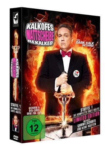 Kalkofes Mattscheibe: Rekalked! - Staffel 1.1 (3 DVDs)