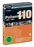 Polizeiruf 110 - Box  9: 1980-1981 (DDR TV-Archiv) (4 DVDs)