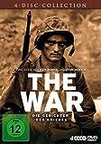 The War - Die Gesichter des Krieges (4 DVDs)