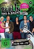Berlin - Tag & Nacht, Vol.  9: Folgen 159-176 (Fan Edition) (4 DVDs)