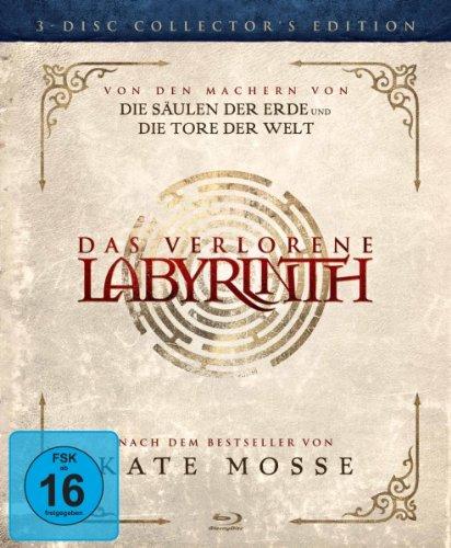 Das verlorene Labyrinth (Special Edition) [Blu-ray]
