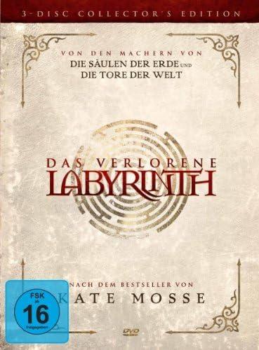 Das verlorene Labyrinth (Special Edition) (3 DVDs)