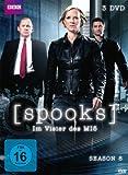 Spooks - Im Visier des MI5: Staffel 8 (3 DVDs)