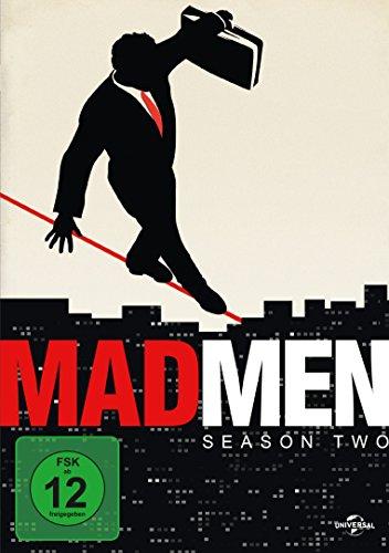 Mad Men Season 2 (4 DVDs)