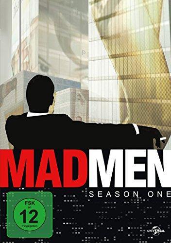 Mad Men Season 1 (4 DVDs)