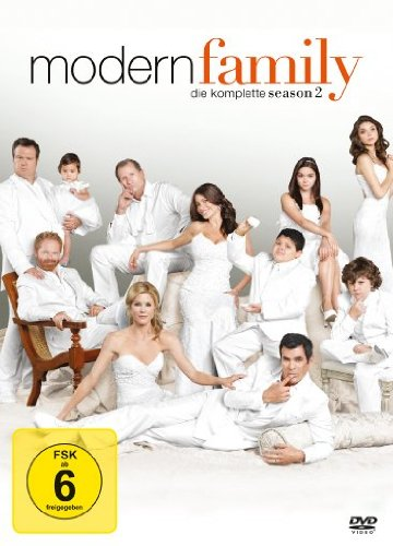 Modern Family Staffel 2 (4 DVDs)