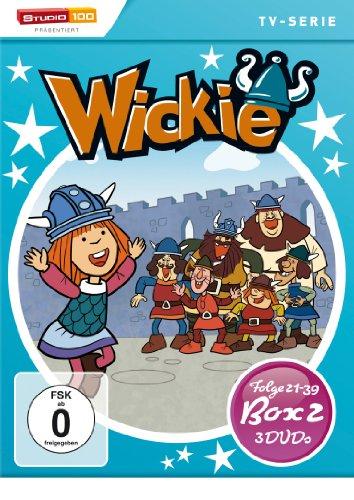 Wickie und die starken Männer Staffel 2 (3 DVDs)