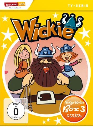 Wickie und die starken Männer Staffel 3 (3 DVDs)