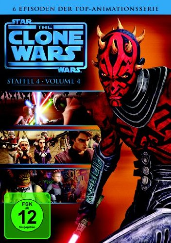 Star Wars - The Clone Wars: Staffel 4, Vol. 4