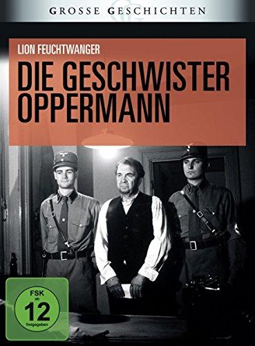 Große Geschichten 77: Die Wartesaal Trilogie: Lion Feuchtwanger: Erfolg / Die Geschwister Oppermann / Exil (7 DVDs)